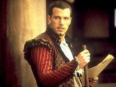 Ben Affleck as Richard Burbage