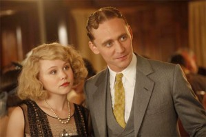 "Tom as F. Scott Fitzgerald in ""Midnight in Paris"""