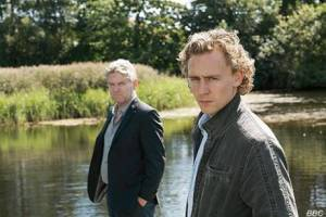 Tom Hiddleston in Wallander
